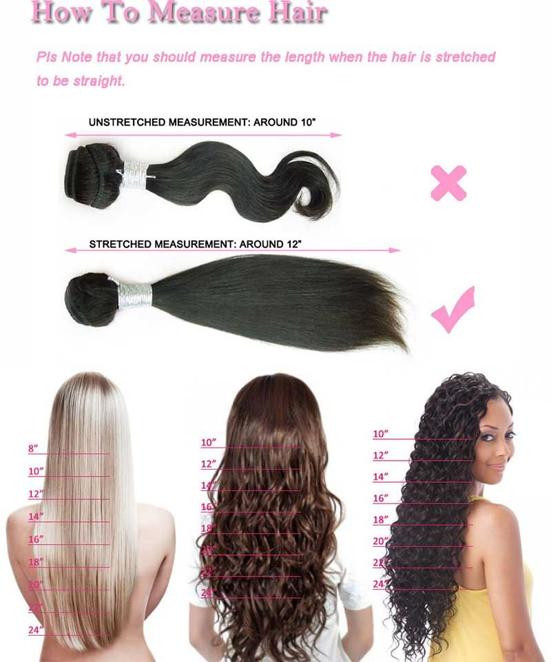 Hair Extension Length Chart Hair Pinterest Hair Extensions