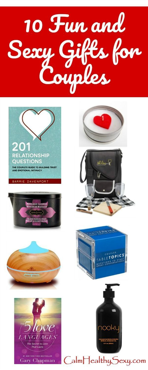 Best Gifts for Couples - Fun and Happy Marriage Gift Guide ...