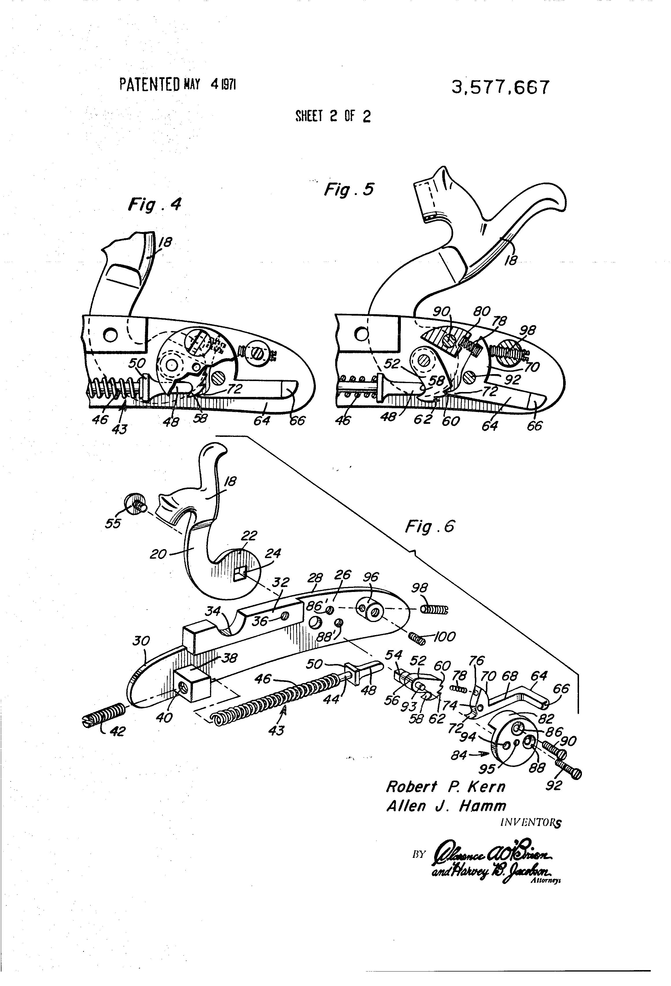 Truck Cap Locks Diagram