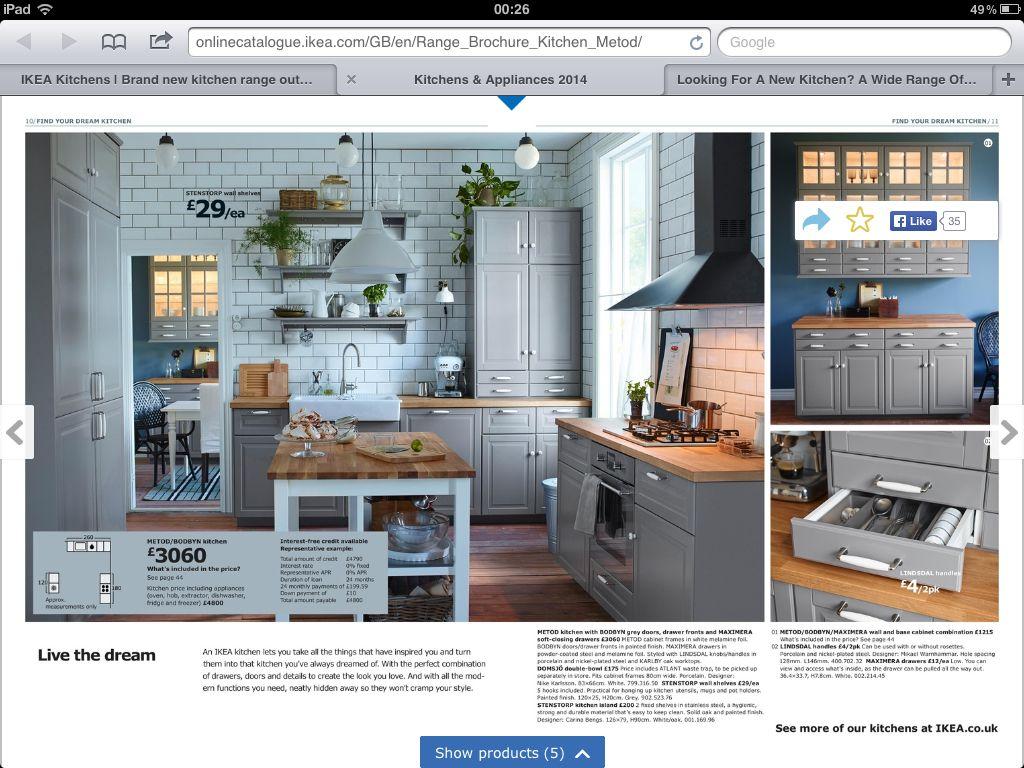 Ikea Kitchen | Kitchen ideas | Pinterest | Kitchens