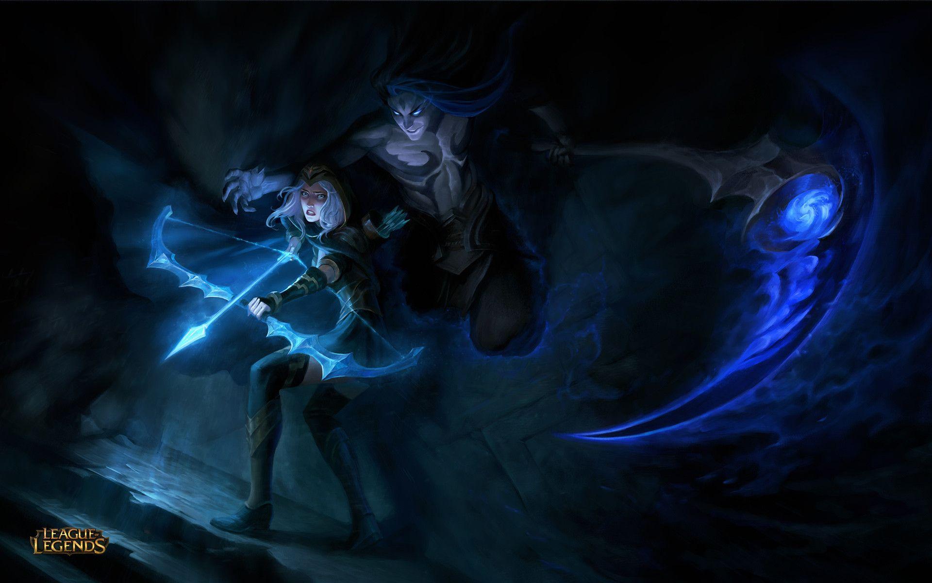 League of Legends Kayn wallpaper. Shadow Assassin, Elena