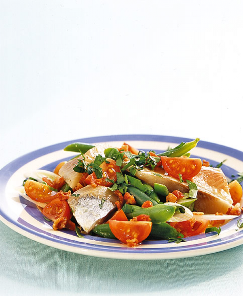 Matjes-Bohnen-Salat Rezept - ESSEN & TRINKEN
