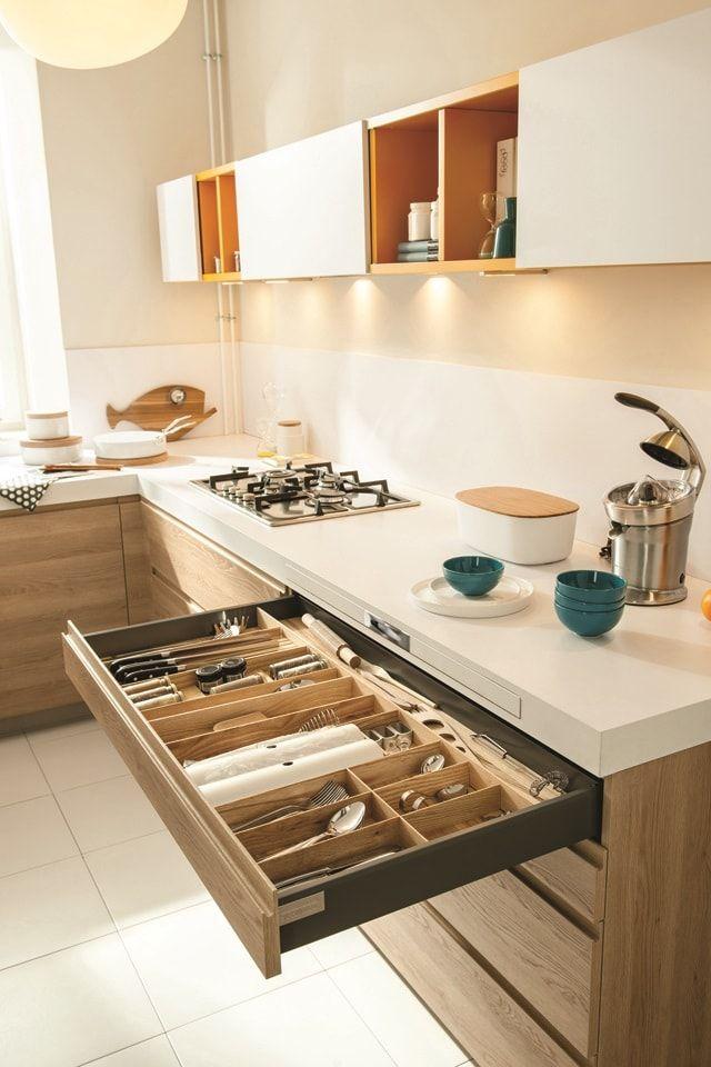 Como Sacarle El Maximo Provecho A La Cocina Pequena Cocinas
