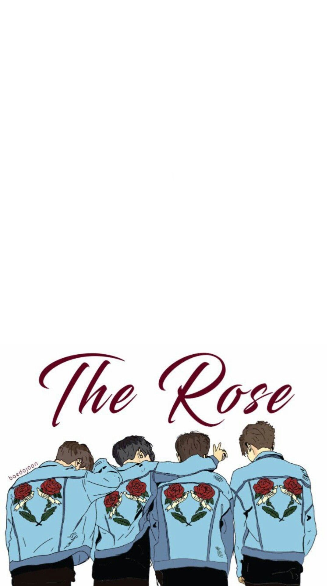 Credit To The Artist Finally Some The Rose Fanart