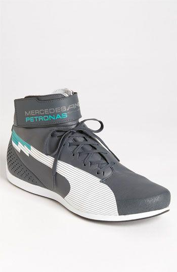 69db117ede1 PUMA  Mercedes AMG Petronas evoSPEED F1 Mid  Sneaker (Men ...