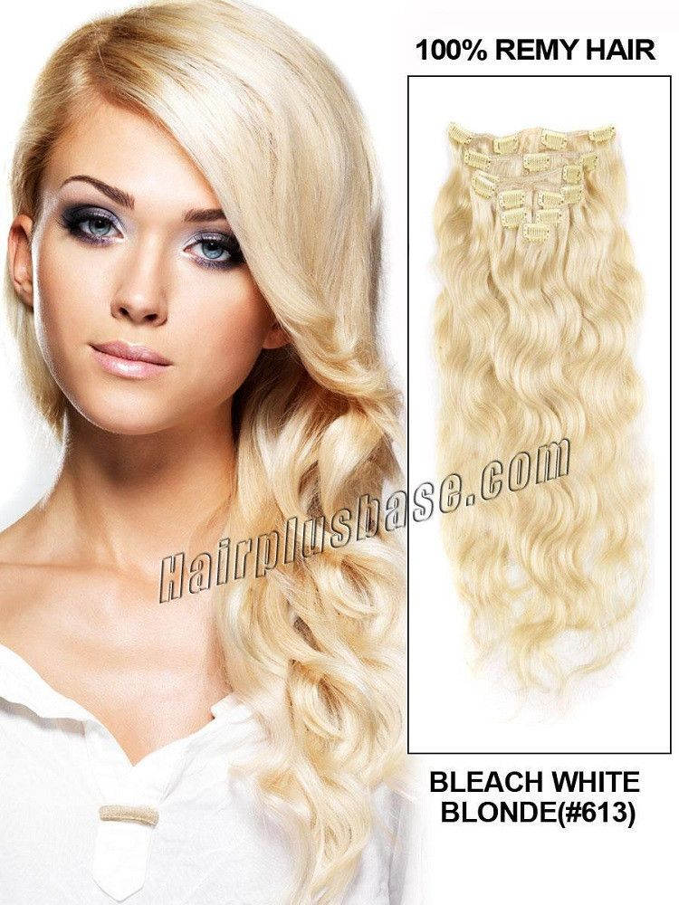 Cheap Wholesale 16 32 Inch Full End 613 Bleach Blonde Body Wave
