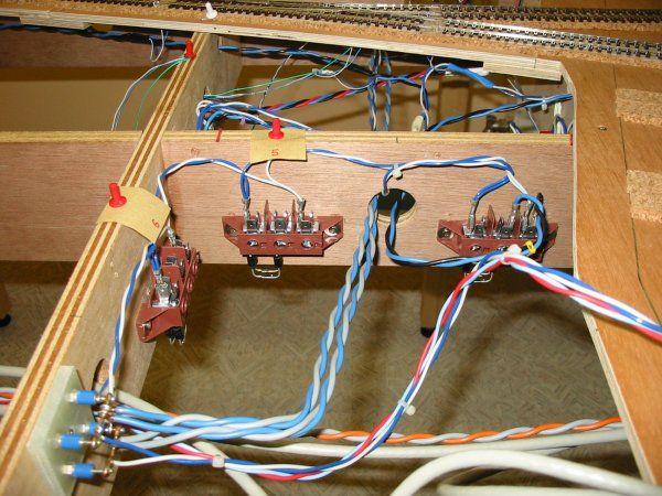Câblage 1° partie règles de base - Technique train miniature HO