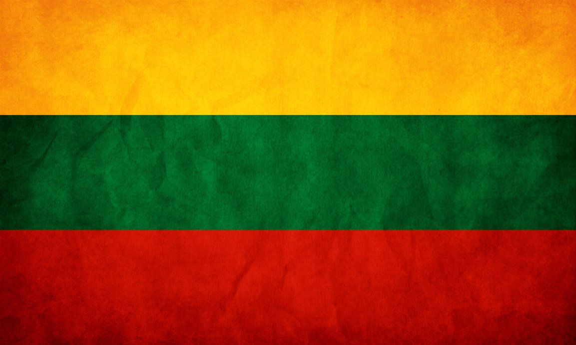 The Flag Of Lithuania Was Re Adopted Following The Reestablishment