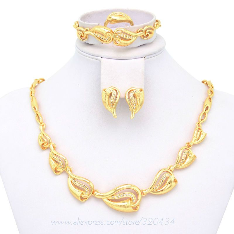 Find More Jewelry Sets Information About Most Popular Saudi Gold