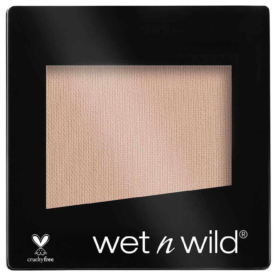 Wet N Wild Color Icon Eyeshadow Singles Sugar Wet N Wild Single Eyeshadow Eyeshadow