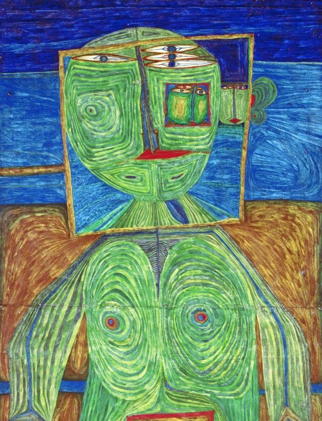 Hundertwasser-Ausstellung Wie ein glücklicher Drogenrausch