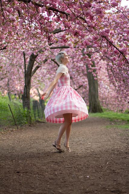 Kitsune Kun In The Cherry Trees Cherry Blossom Girl Pretty In Pink I Believe In Pink