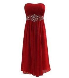 Red Formal Dresses Under $50