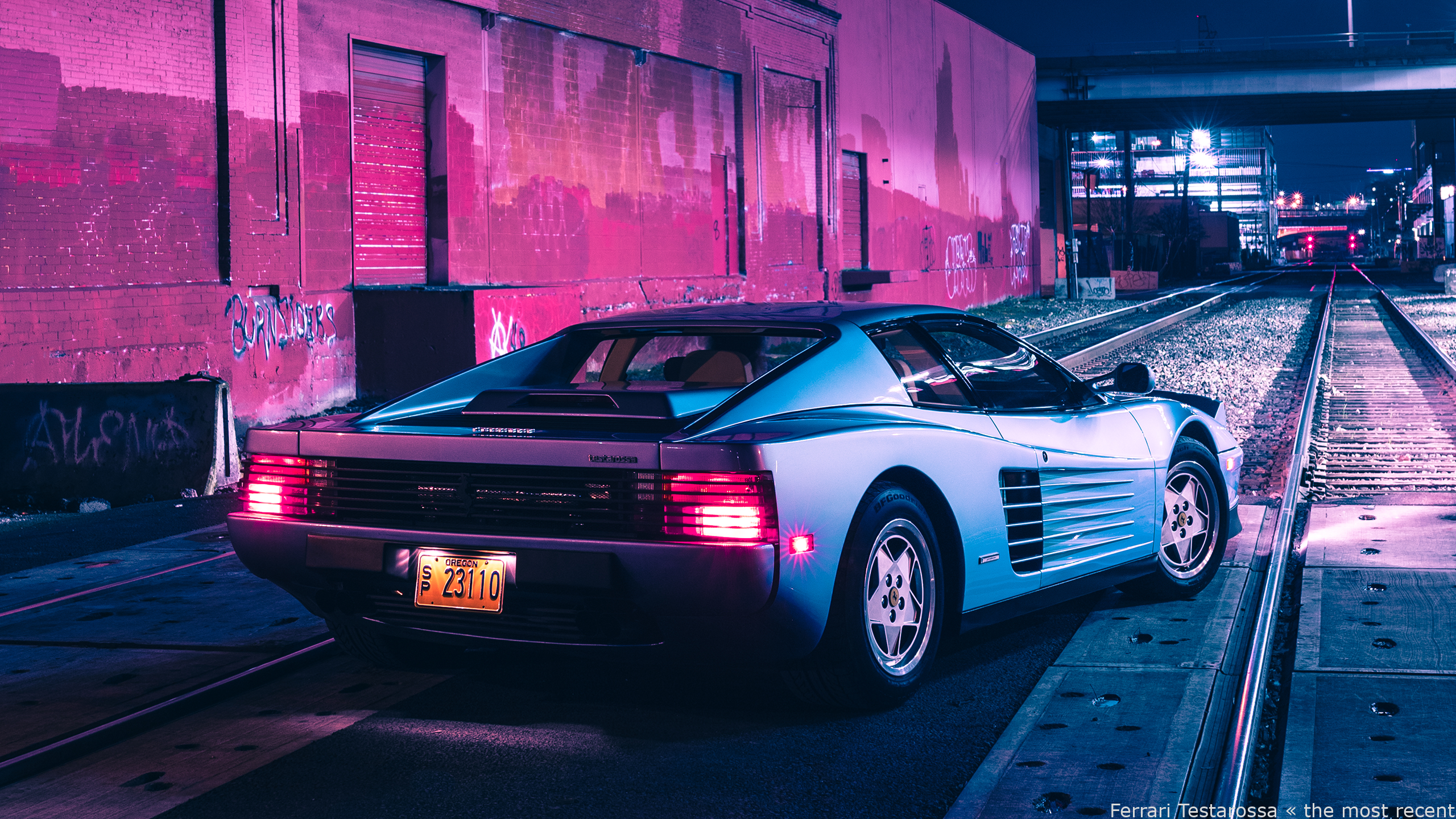 #Cars - Ferrari Testarossa – wonderful