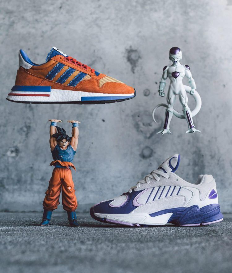 5e9c214ae3e Essas imagens da coleção Adidas x Dragon Ball Z vão fazer você querer todos