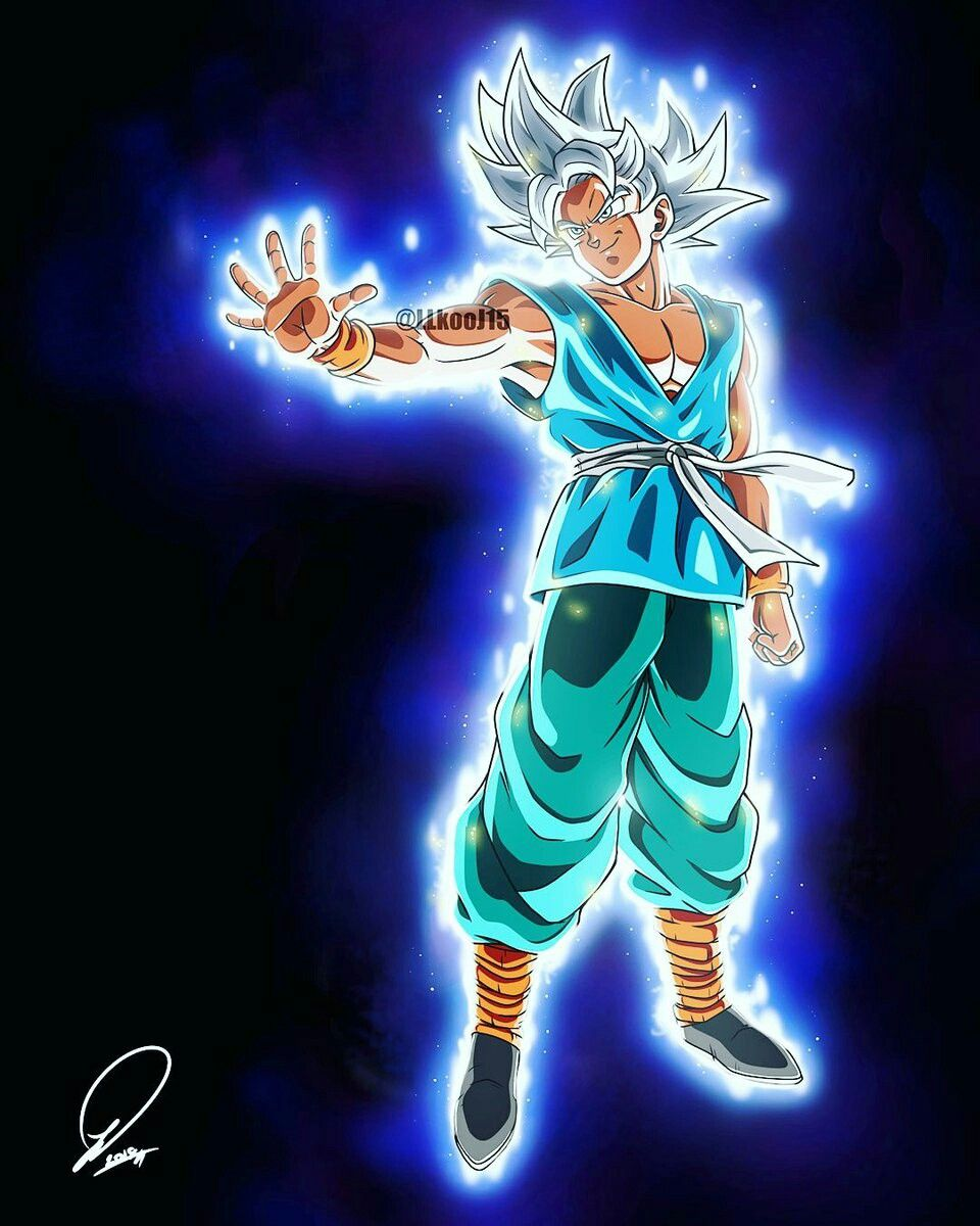 Goku Ultra Instinct End Of Z Anime Dragon Ball Super Dragon Ball Super Dragon Ball Goku