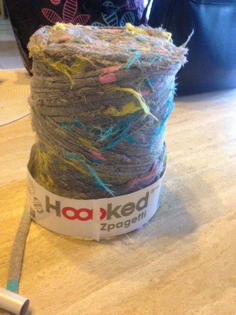 Crochet Country Hoooked Zpagetti Korb Häkeln Häkeln Crochet