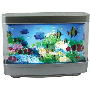 Perfect Replacement Idea For A Kids Room If You Are Wanting A Fish Tank Aquarium Lamp Tropical Fish Aquarium Fish Tank Lights