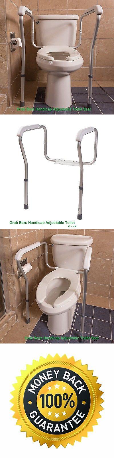 Other Accessibility Fixtures: Handicap Grab Bars Adjustable Toilet ...