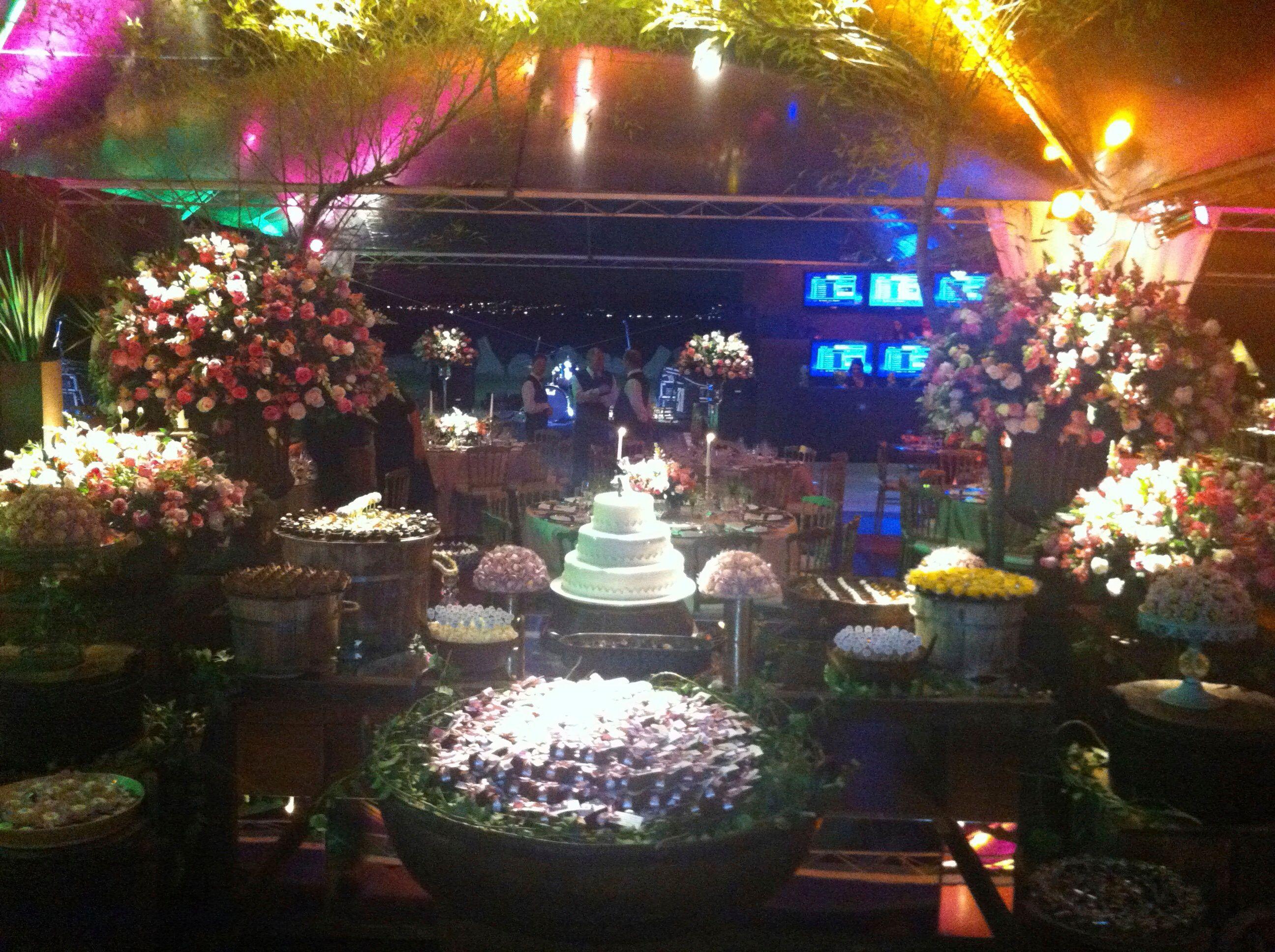 Mesa de doces jangadeiros Mesa de doces, Doces, Mesa