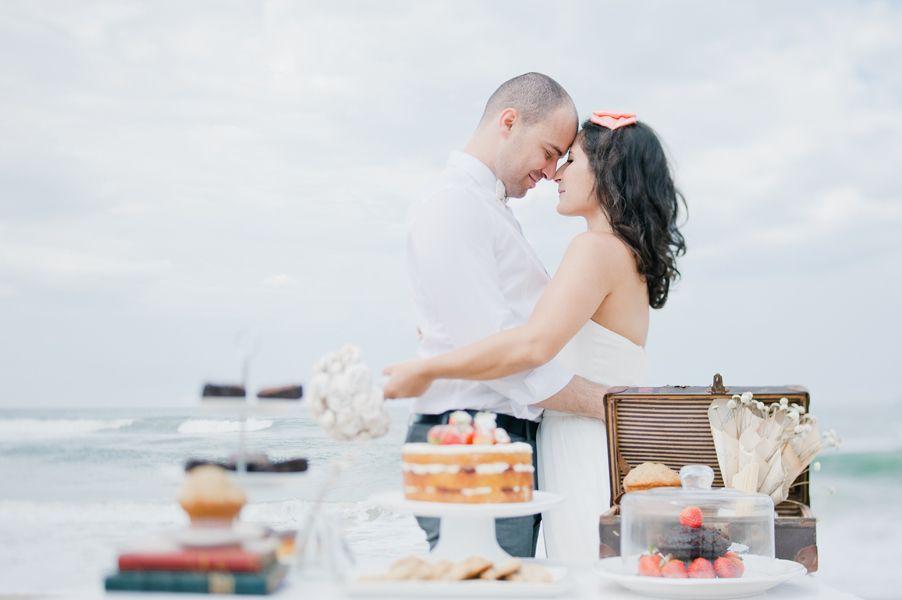 bodas de papel =  Lorena & Diego