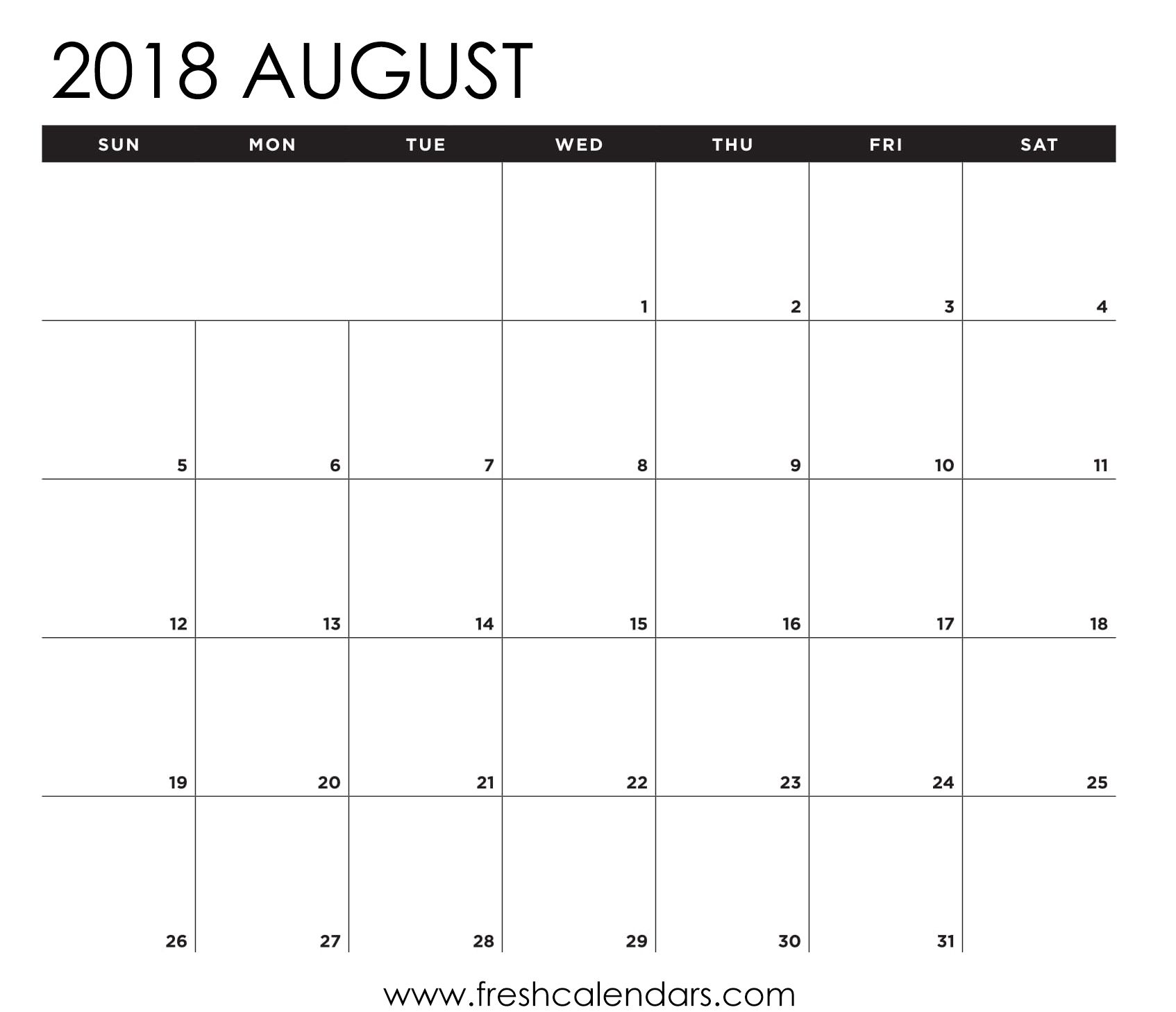 Collect Monthly Calendar August Andseptember