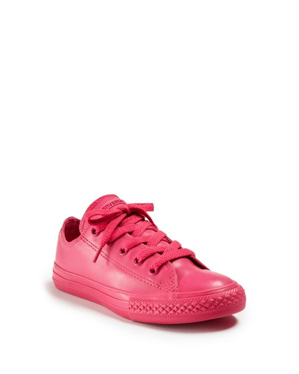 91d5210006d6 Converse Girls  Chuck Taylor All Star Rubber Low Top Sneakers - Toddler
