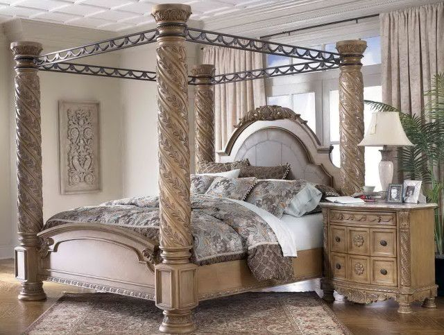South Shore Bedroom Set Ashley Furniture With Images King Size