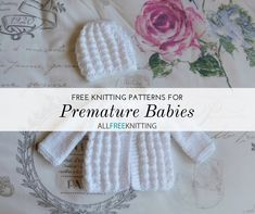 27 Free Knitting Patterns for Premature Babies
