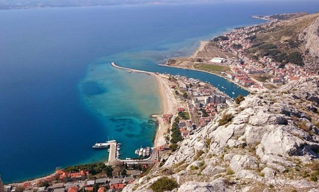 Omis Travel guide (With images) Omis croatia, Croatia
