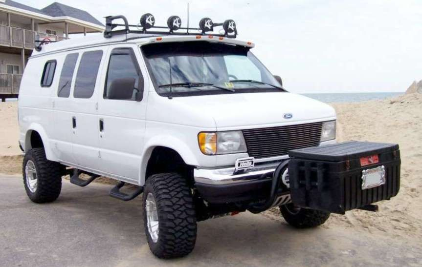 Conversion Van 4x4 Vans For Sale