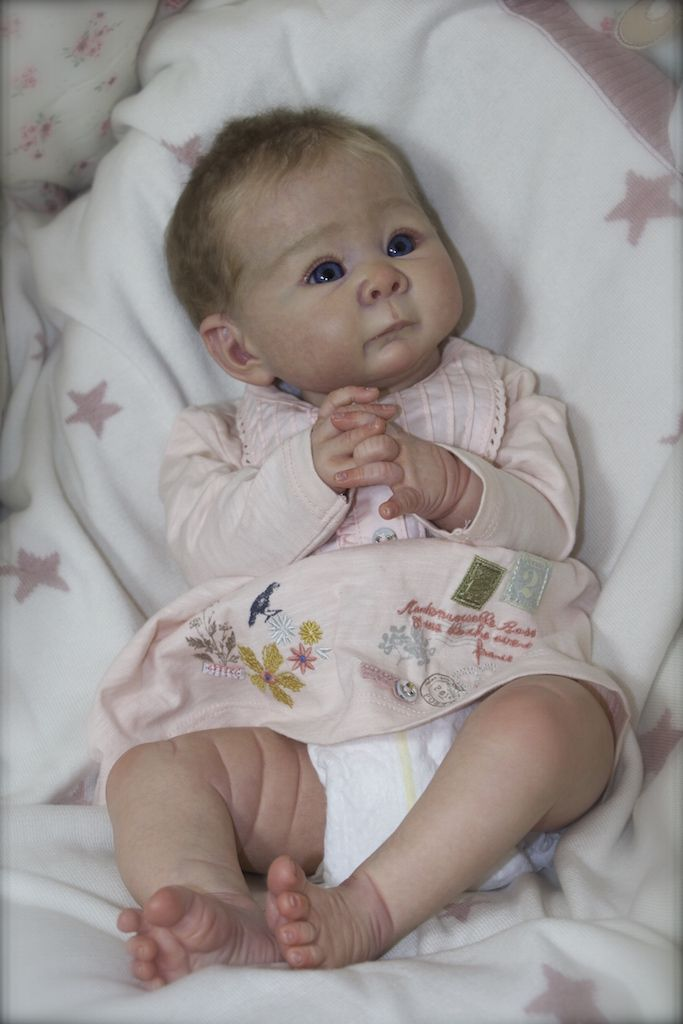 Cheza Baby Nursery Reborn