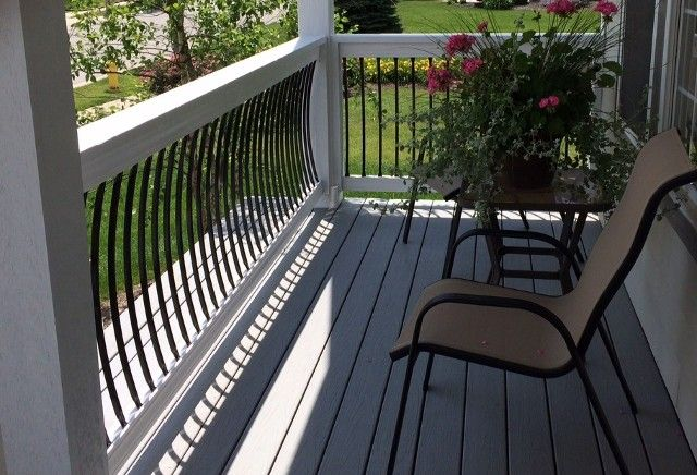 Handrails And Balusters Wrought Iron For Less Union Metal