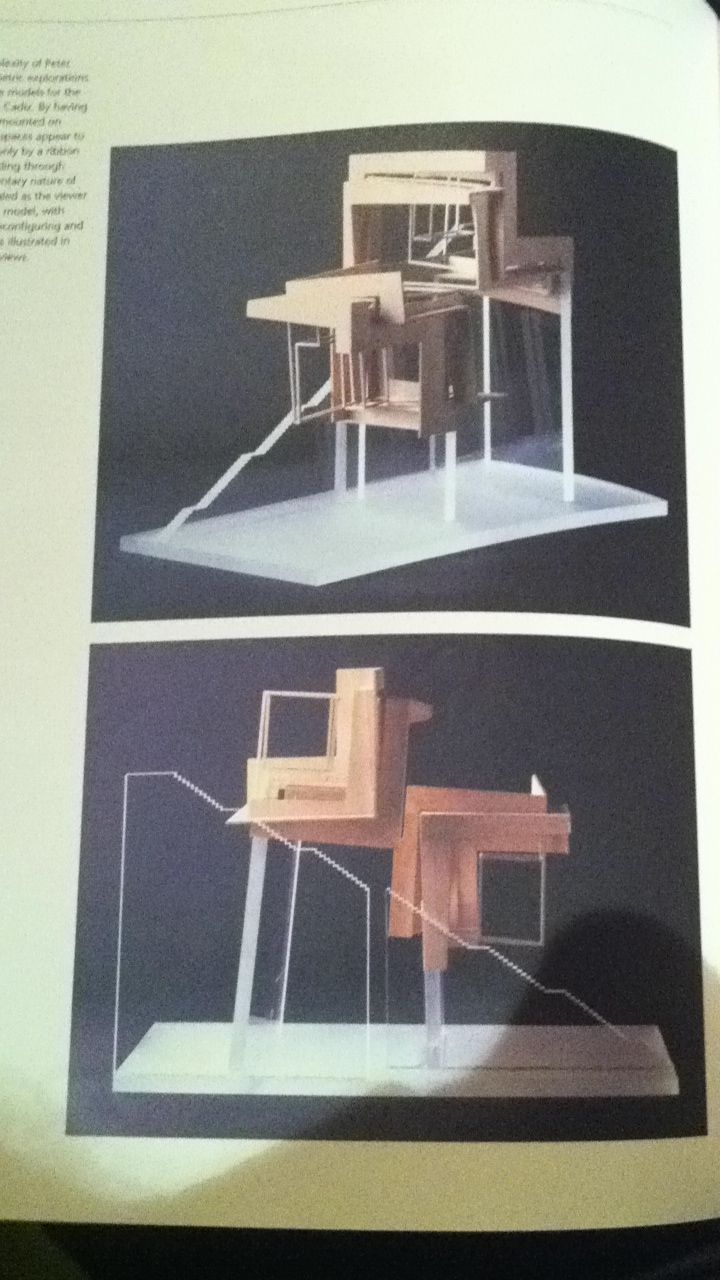 From Architectural Modelmaking By Nick Dunn