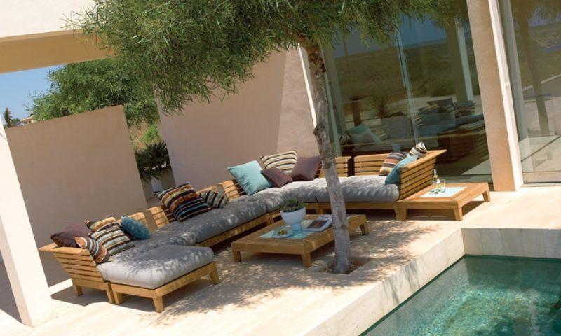 Gartenmöbel - Exclusive Loungemöbel von Gloster Garten