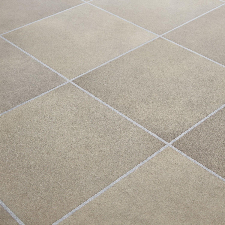 1039 Mardi Gras 535 Durango Stone Tile Effect Vinyl Flooring
