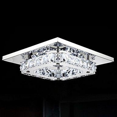 8W Takplafond , Moderne / Nutidig galvanisert Trekk for LED Metall Soverom / Spisestue / Entré 908949 2016 – kr.363