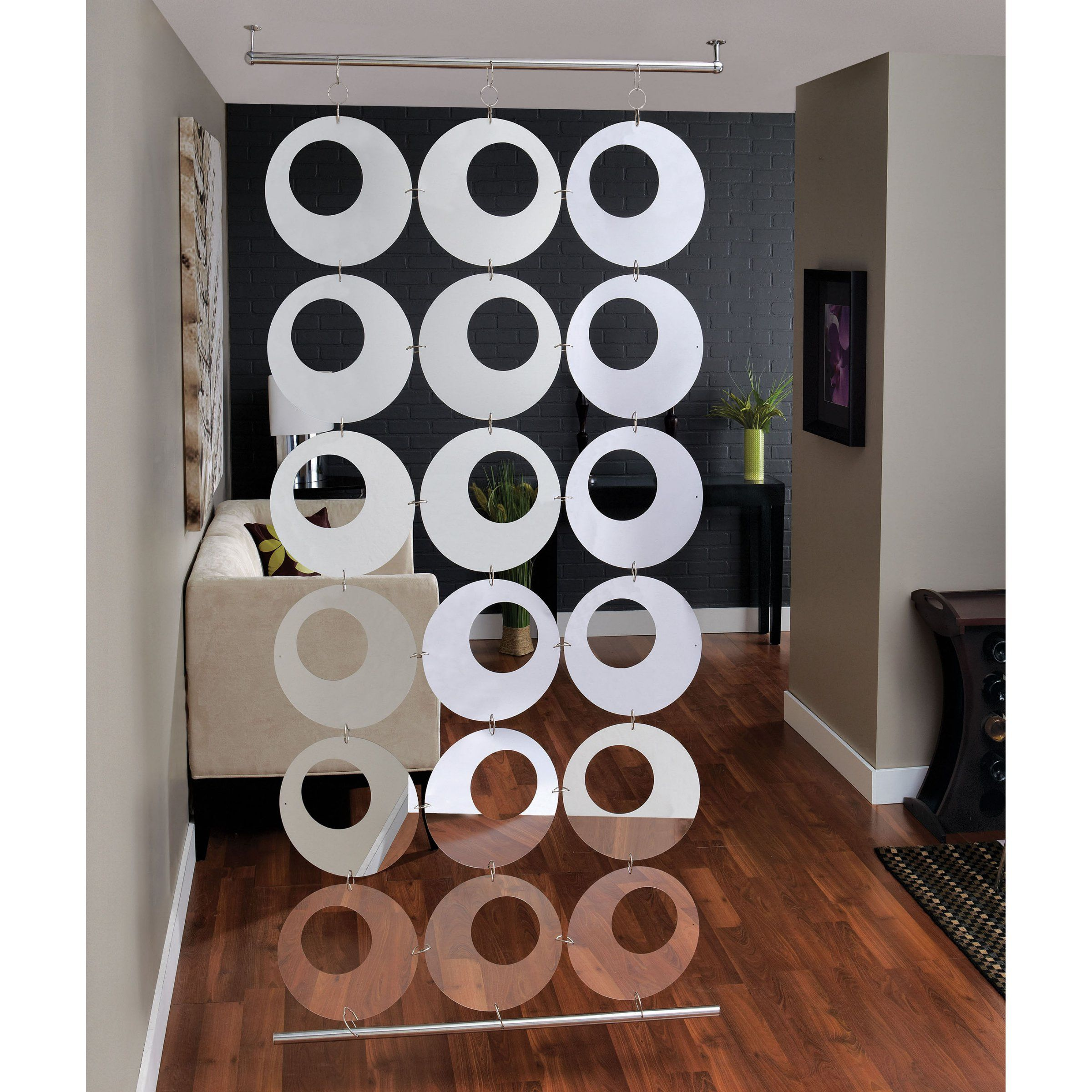 rooms tall toger then style divider seemly roomdividers serene hanging inertiahome kit with loft dividers plus wayfair room relieving wall curtain gracious wooden ht
