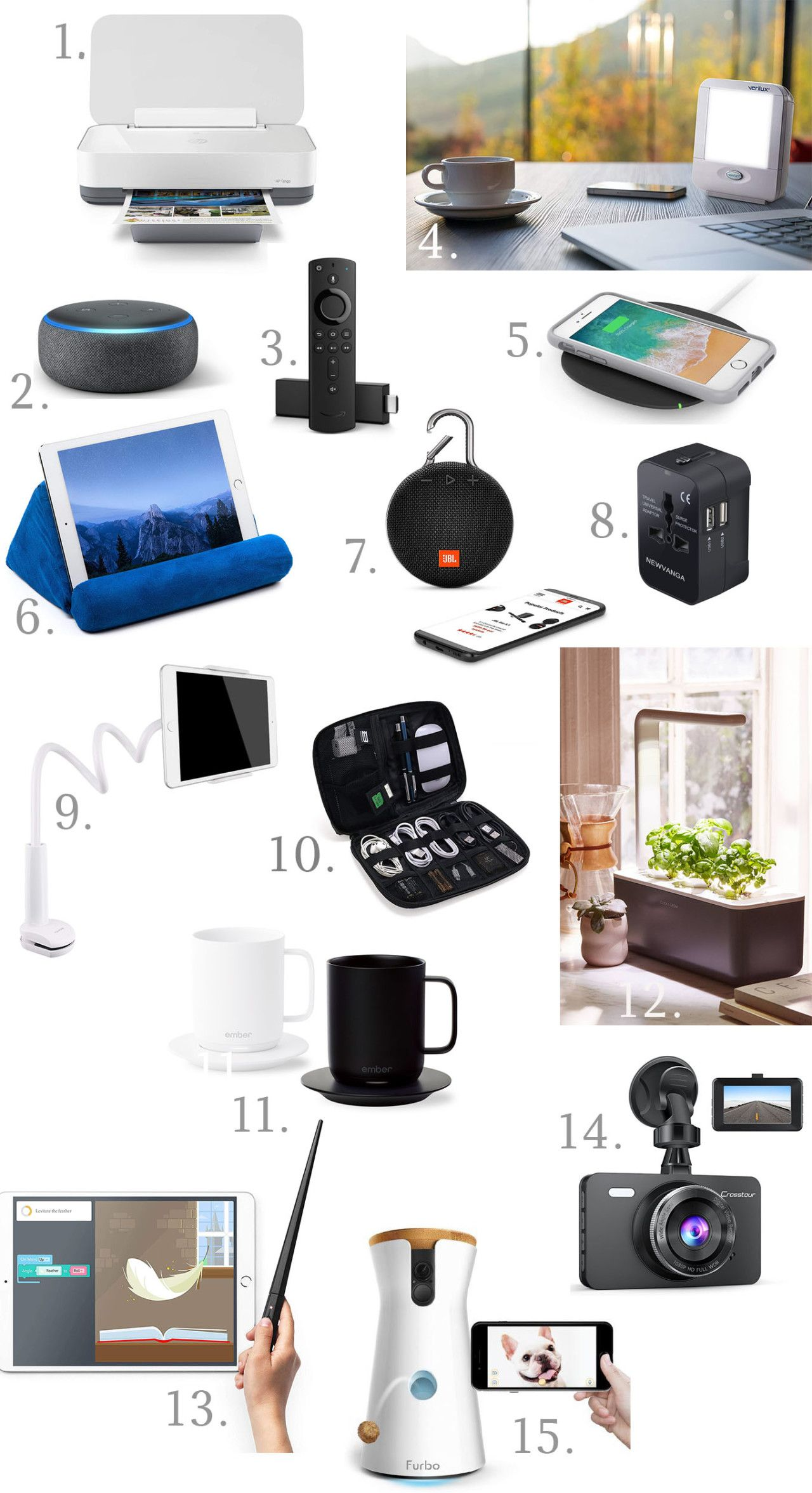 15 Best Tech Gifts For 2018 Ridgely S Radar Tech Gifts For Dad Cool Tech Gifts Gifts For Tech Lovers