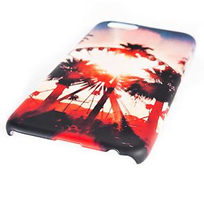 It's not a cold case... It's a phone case, and it should have your photo on it.. hehe :P