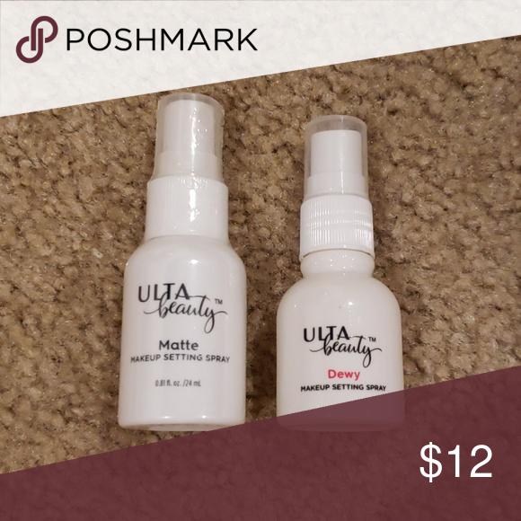 Ulta Beauty Makeup Setting Spray Ulta beauty makeup