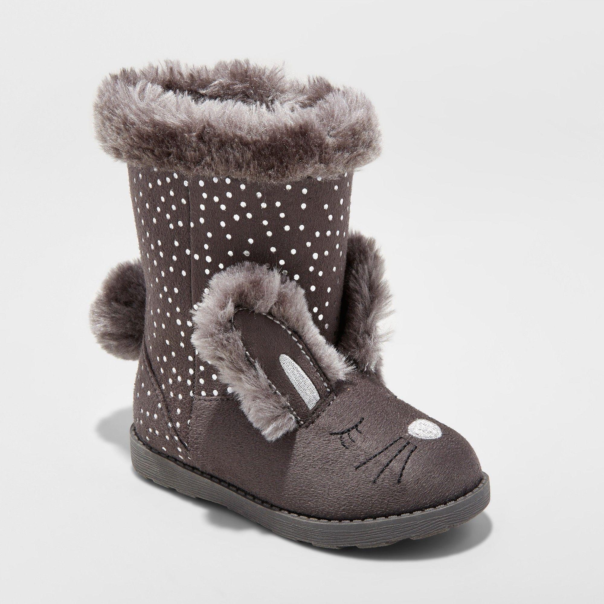 Toddler Girls' Kori Bunny Cozy Fashion