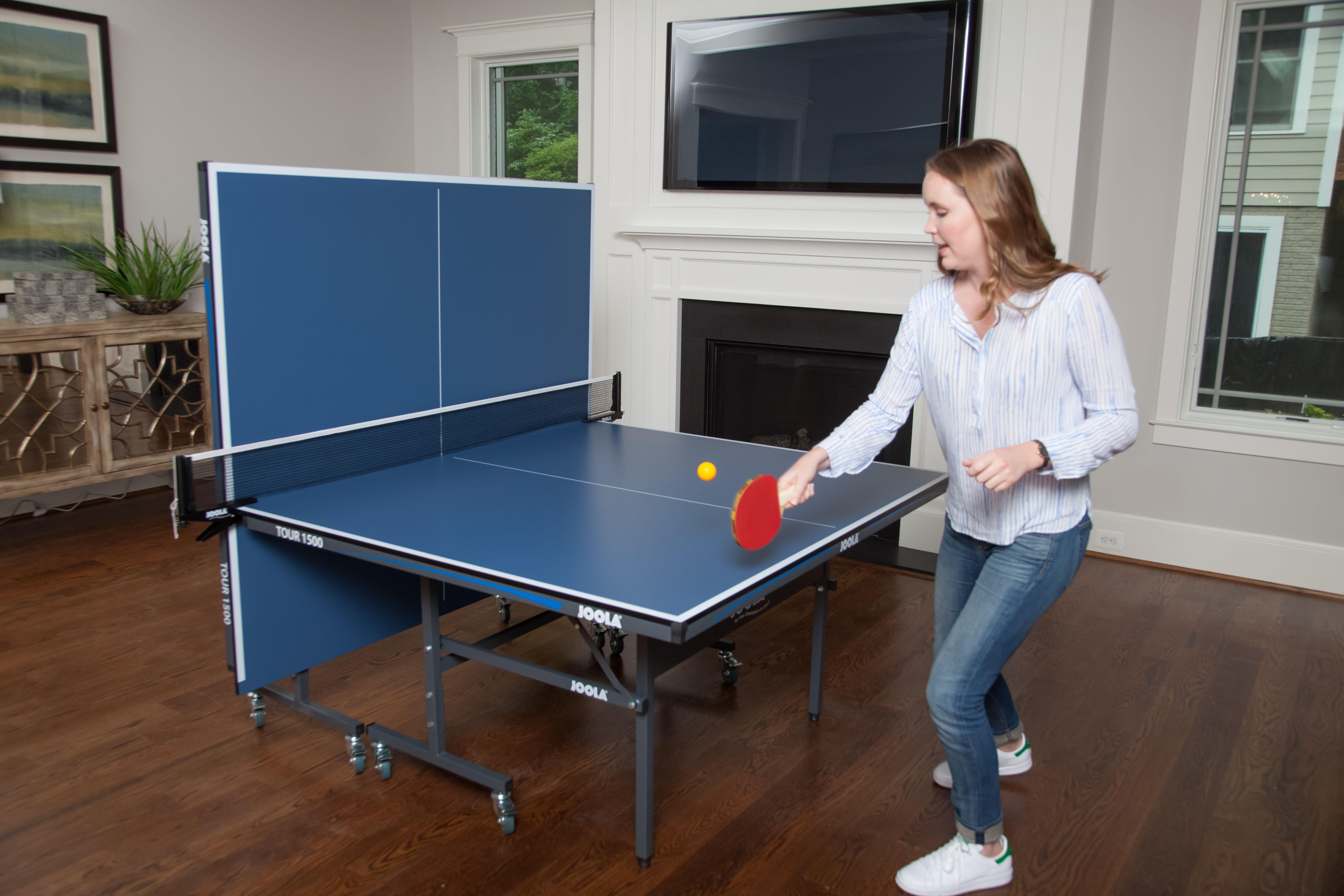 Joola Tour 1500 Table Tennis Table 15mm Joola Table Tennis Affordable Table Indoor