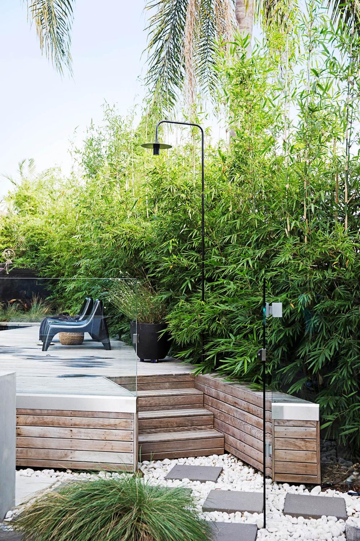 Gallery Swiss Style House Extension In Sydney S Inner West In 2020 Garden Room Extensions Modern Garden Outdoor Shower
