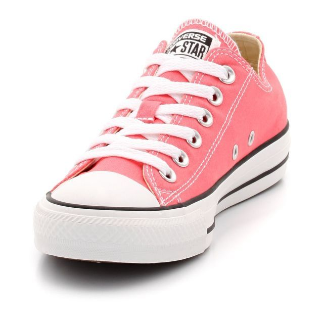 c917be70fb Baskets basses toile rose - Converse. 65€ | Chaussures | Chaussures ...