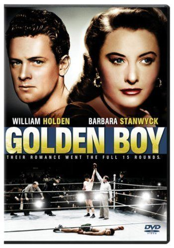 Image result for stanwyck and holden in golden boy