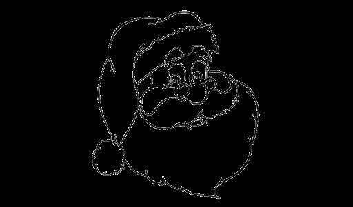 Gambar Mewarnai Sinterklas Natal Coloring Art Girl Natal Dan Art