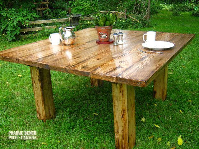 western hemlock dining table google search for the home dining rh pinterest com