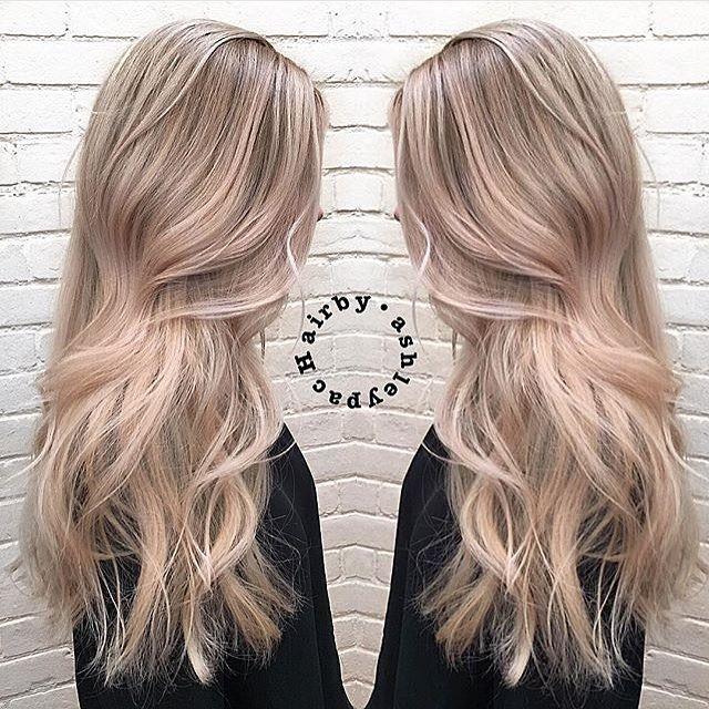 Blonde Hair Pinteres
