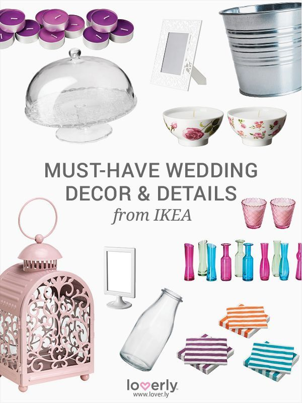 25 Ikea Hacks That Will Save You So Much Money On Your Wedding | Ikea Hack, Ikea  Products And Clever